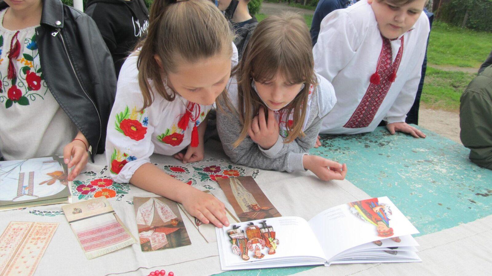 Вишиванку одягай – Україну прославляй!